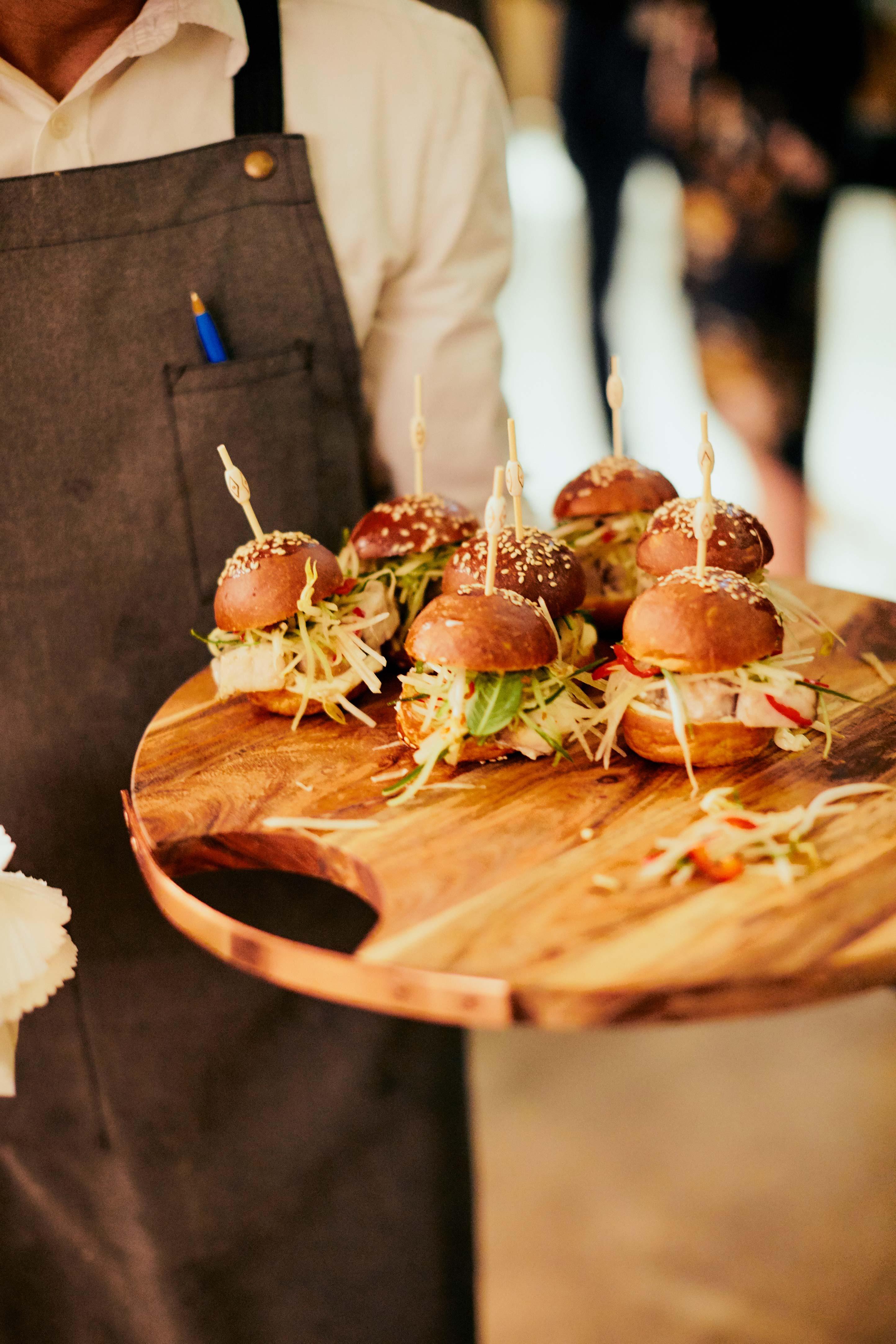 Melbourne-Wedding-Photographer-Kettle-Black-reception-food