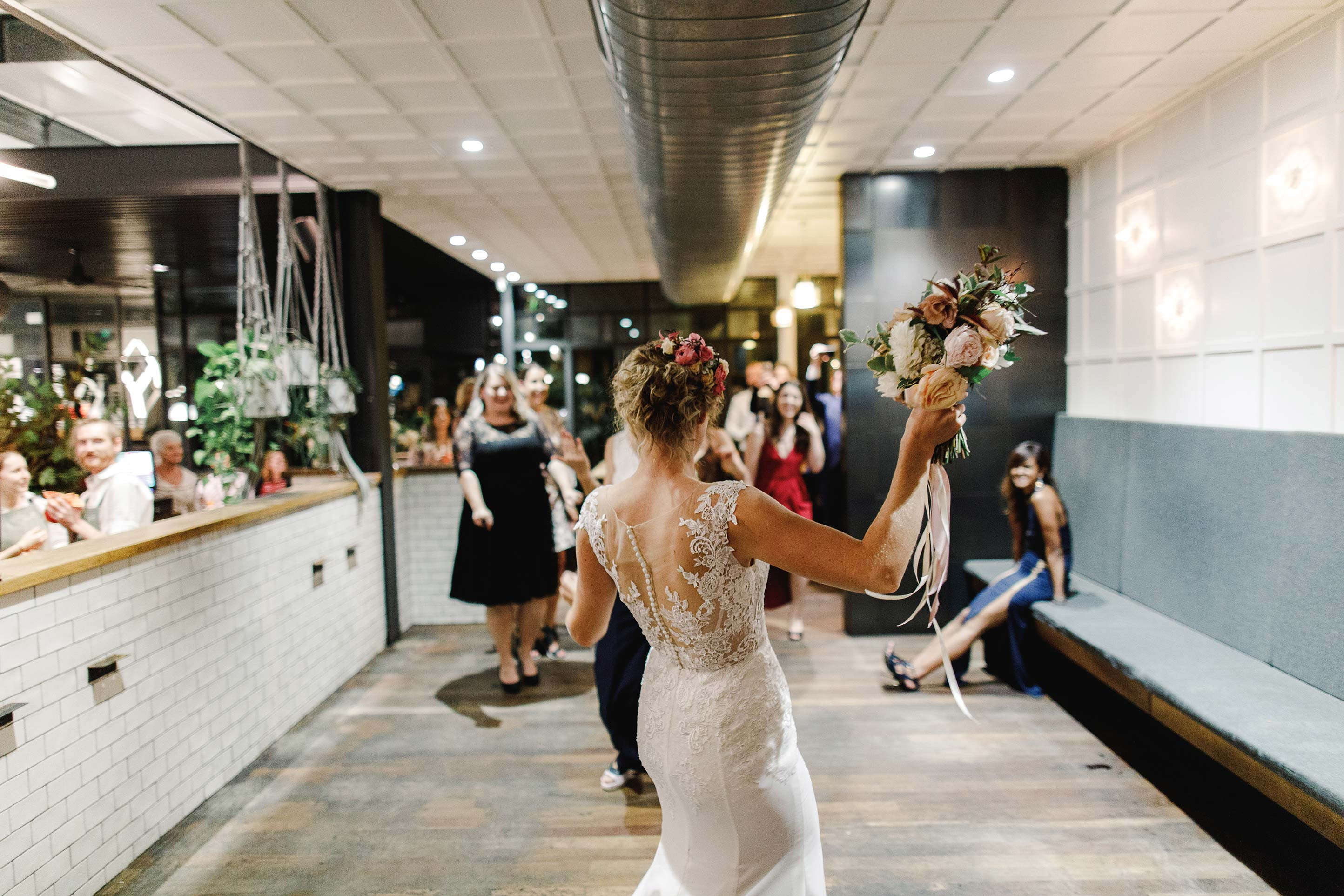 Melbourne-Richmond-Top-Paddock-Wedding-Photographer-bouquet-toss