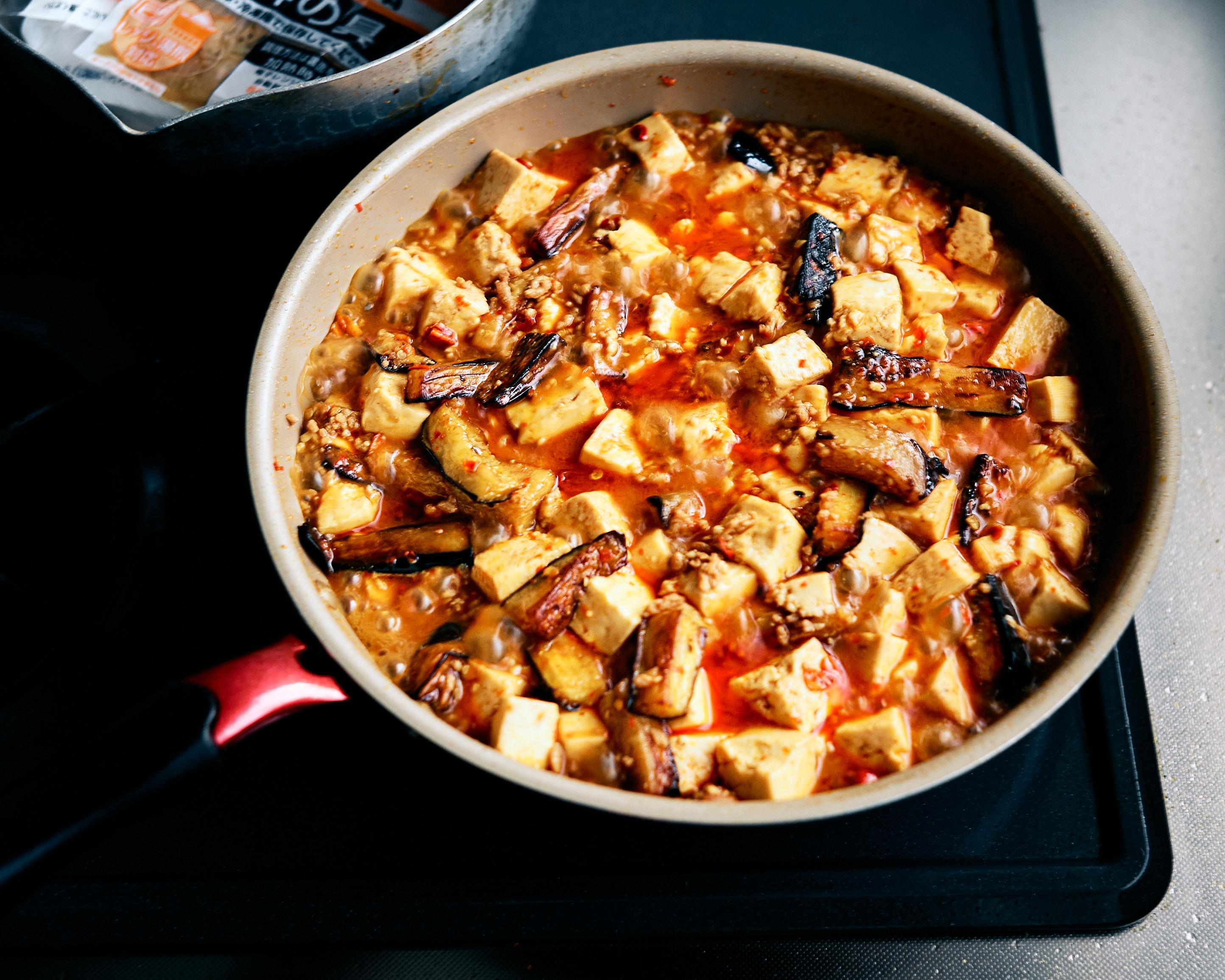 homecook mapo tofu fukuoka