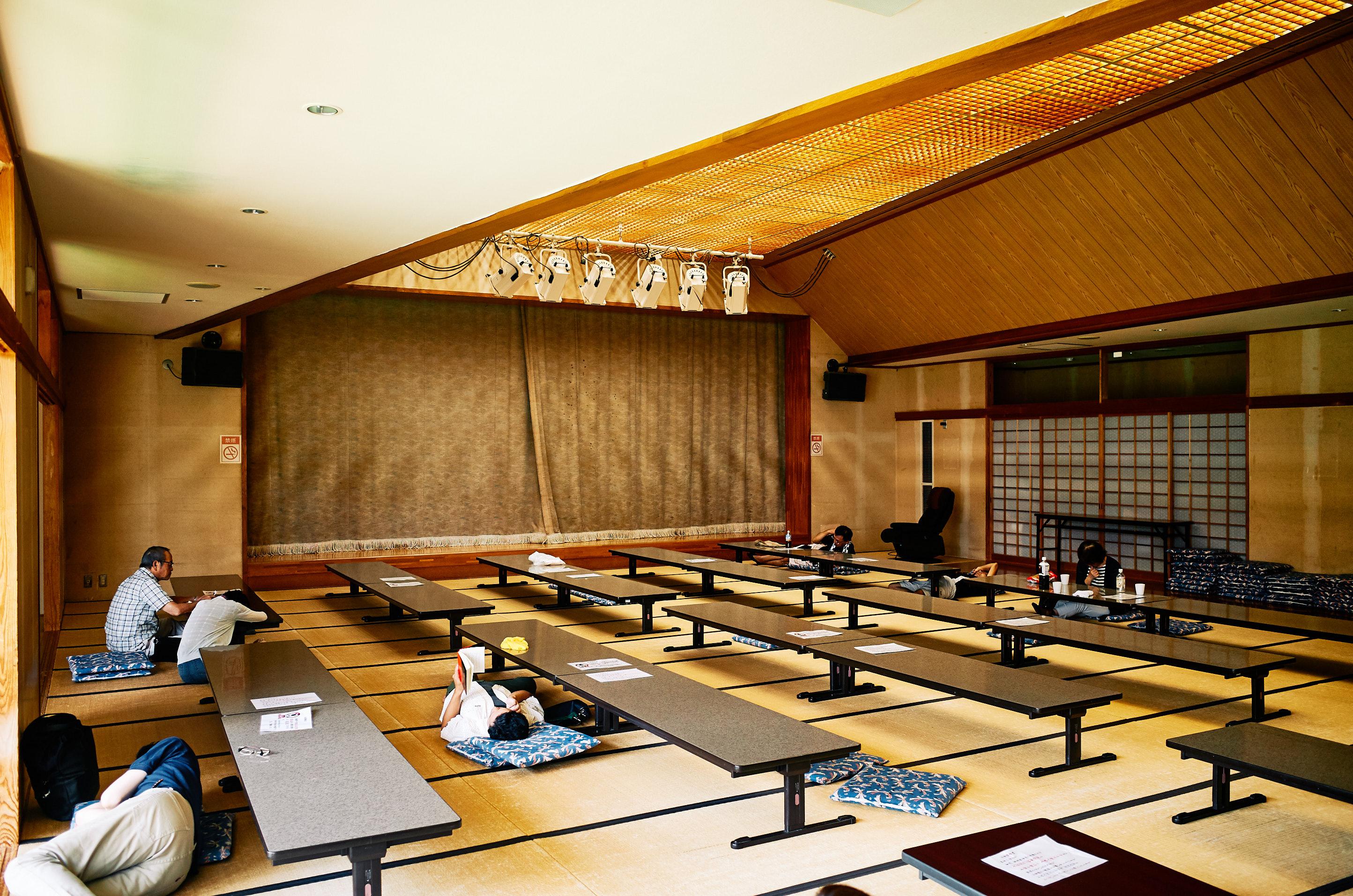 yamabikonoyu onsen stadium