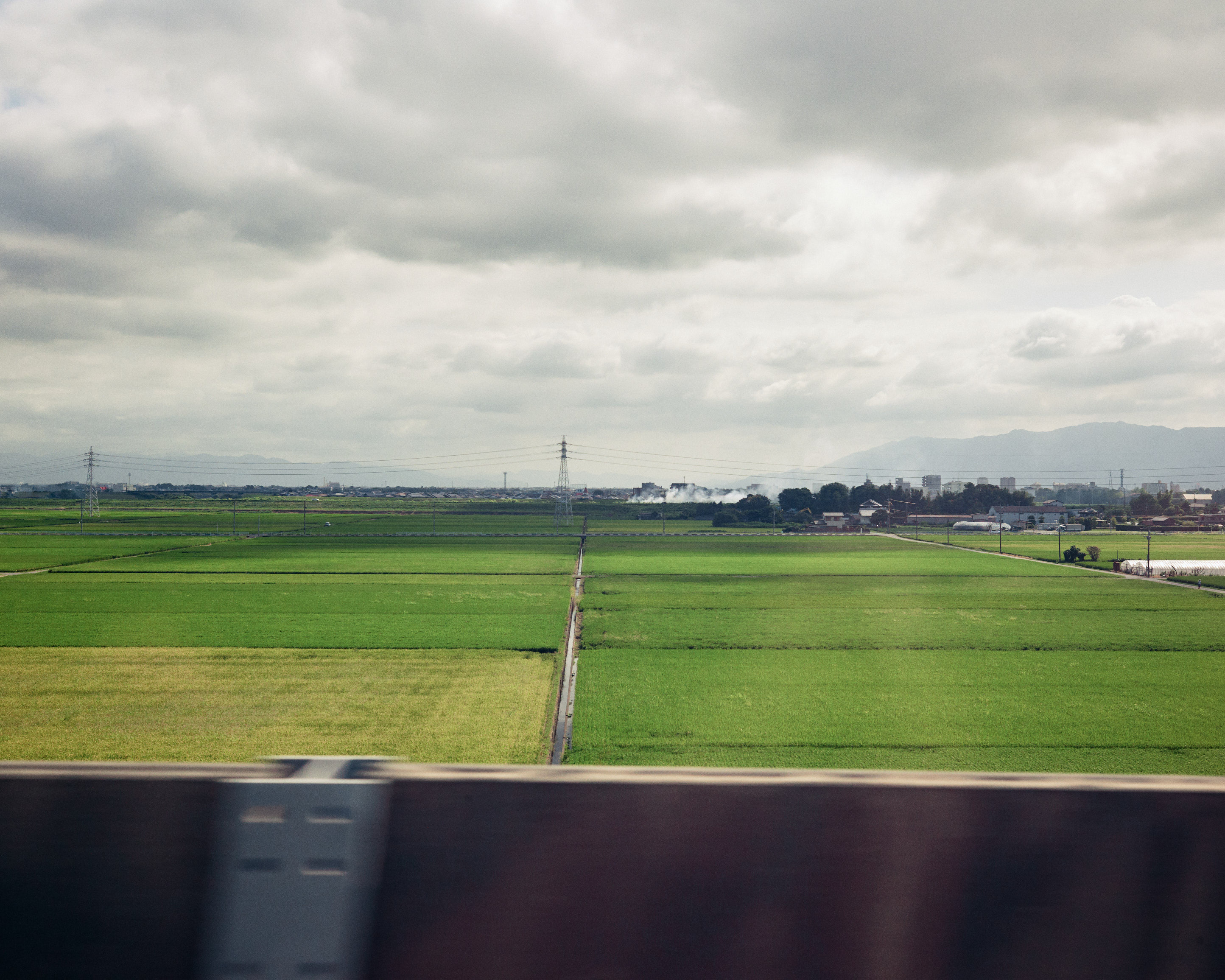 japan travel photographer shinkansen bullet train view