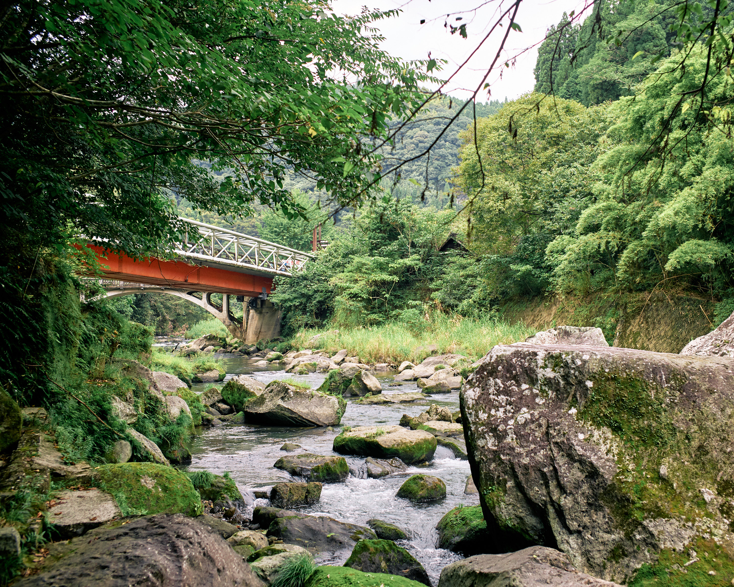 japan travel photographer kagoshima outdoor onsen view
