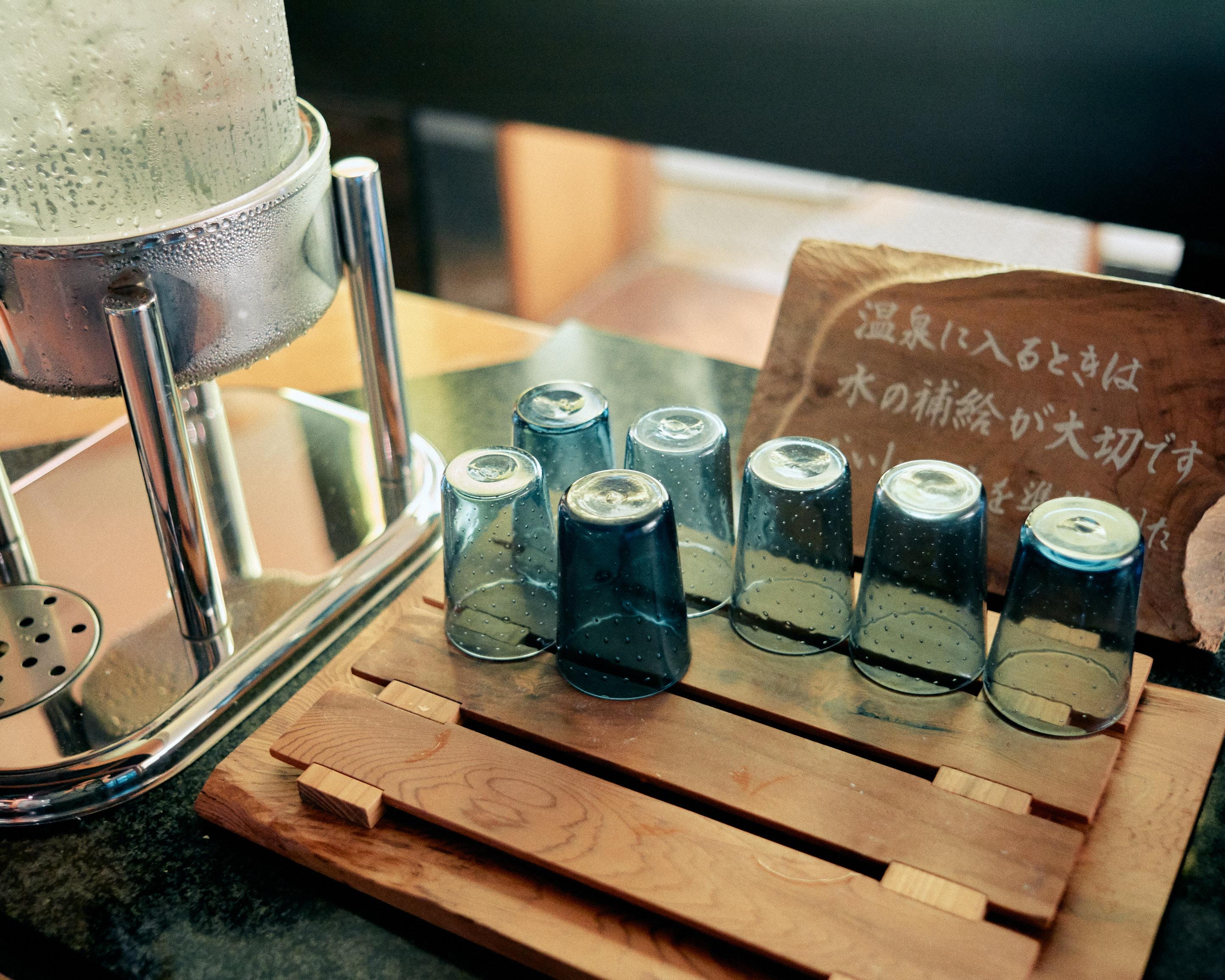 japan travel photographer kagoshima kirishima onsen hotel glass