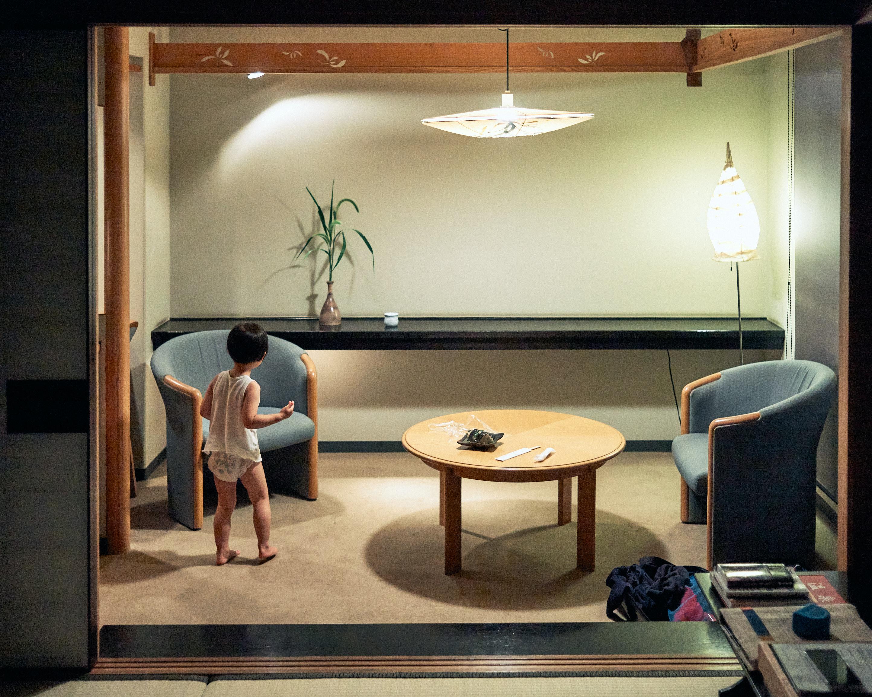 japan travel photographer kagoshima kirishima onsen room