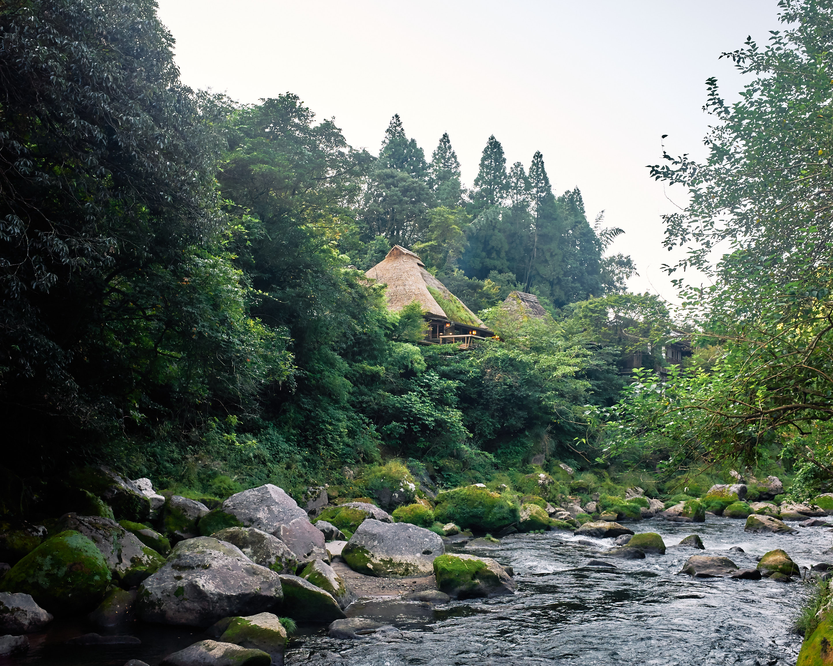 japan travel photographer kagoshima kirishima river view