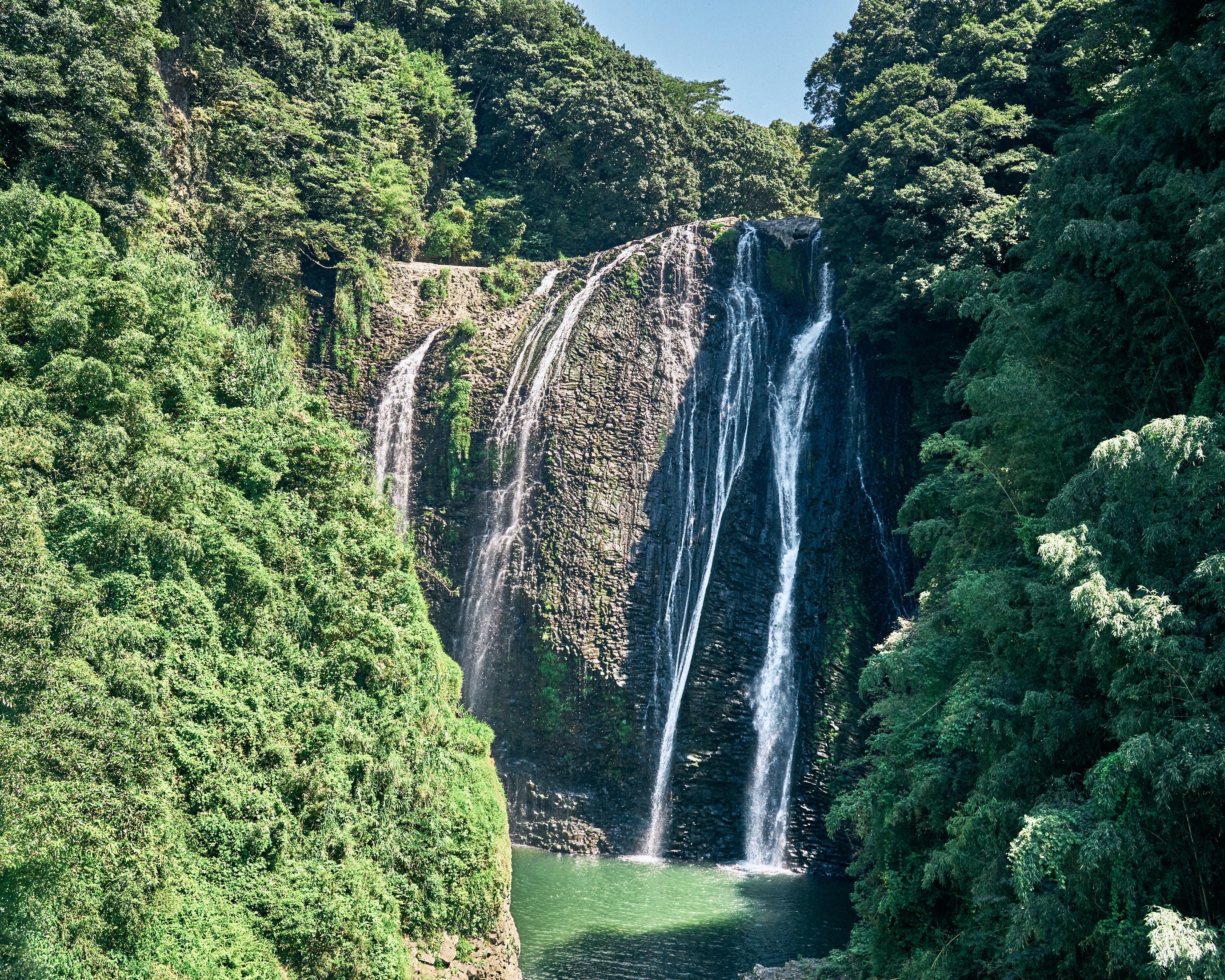 japan travel photographer kagoshima ryumon falls