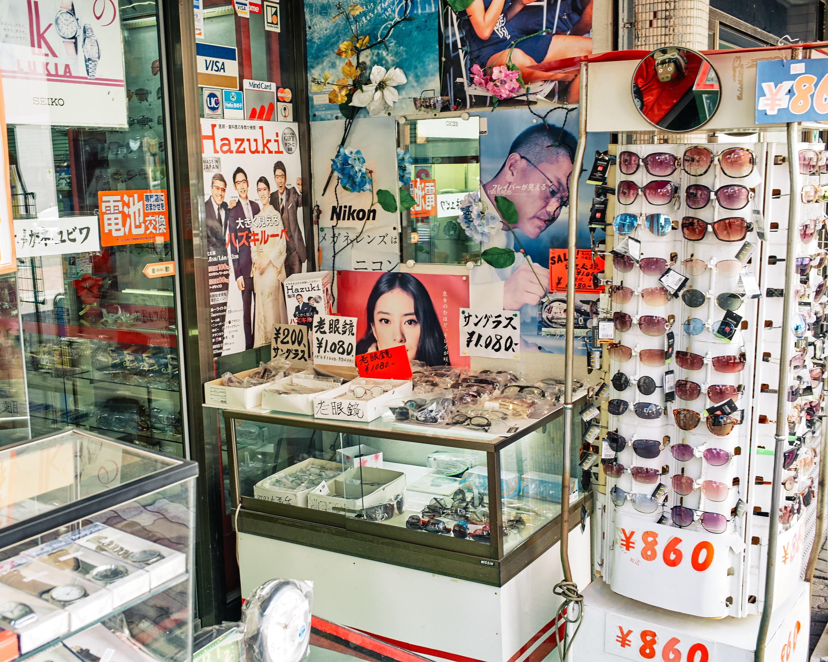 japan travel photographer kagoshima tenmonkan shop details
