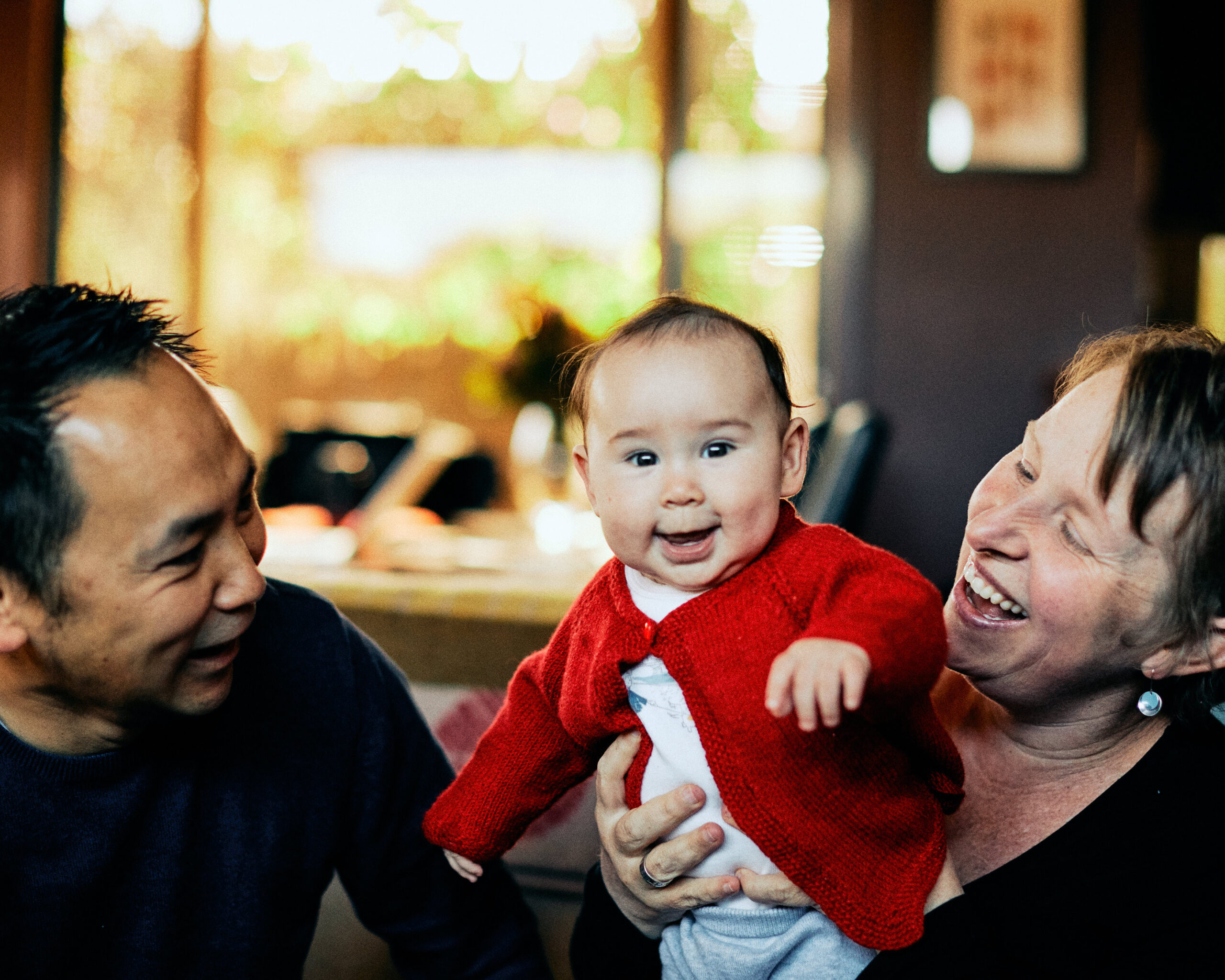 Melbourne family moment photography