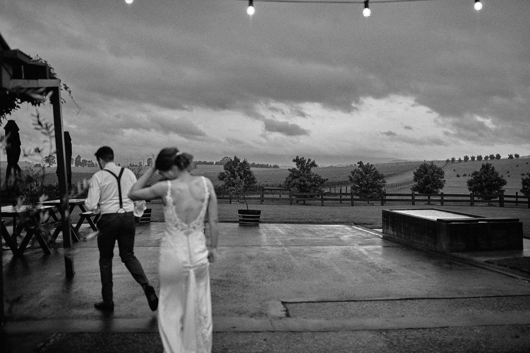 zonzo wedding photography reception entering reception