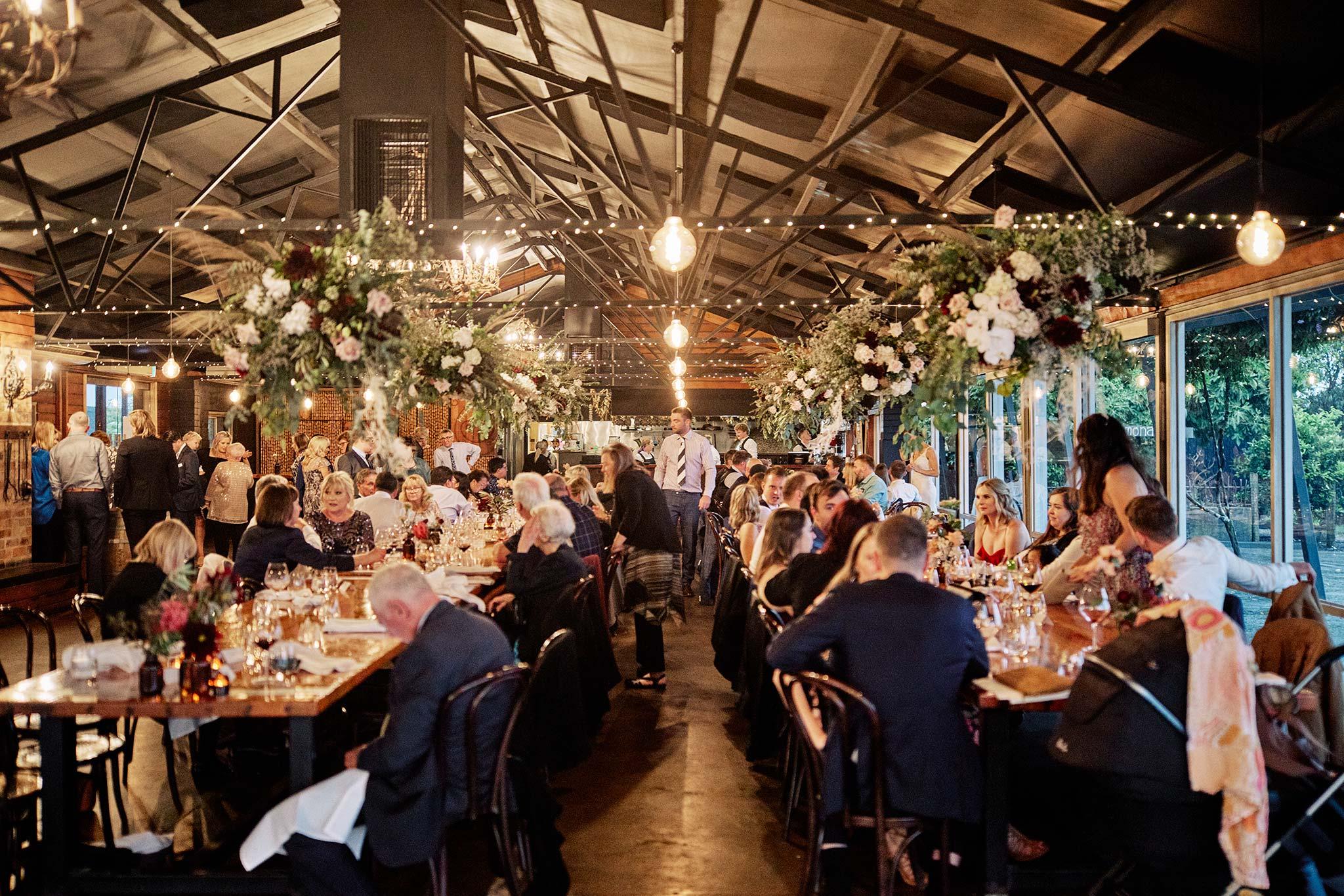 zonzo wedding photography reception night