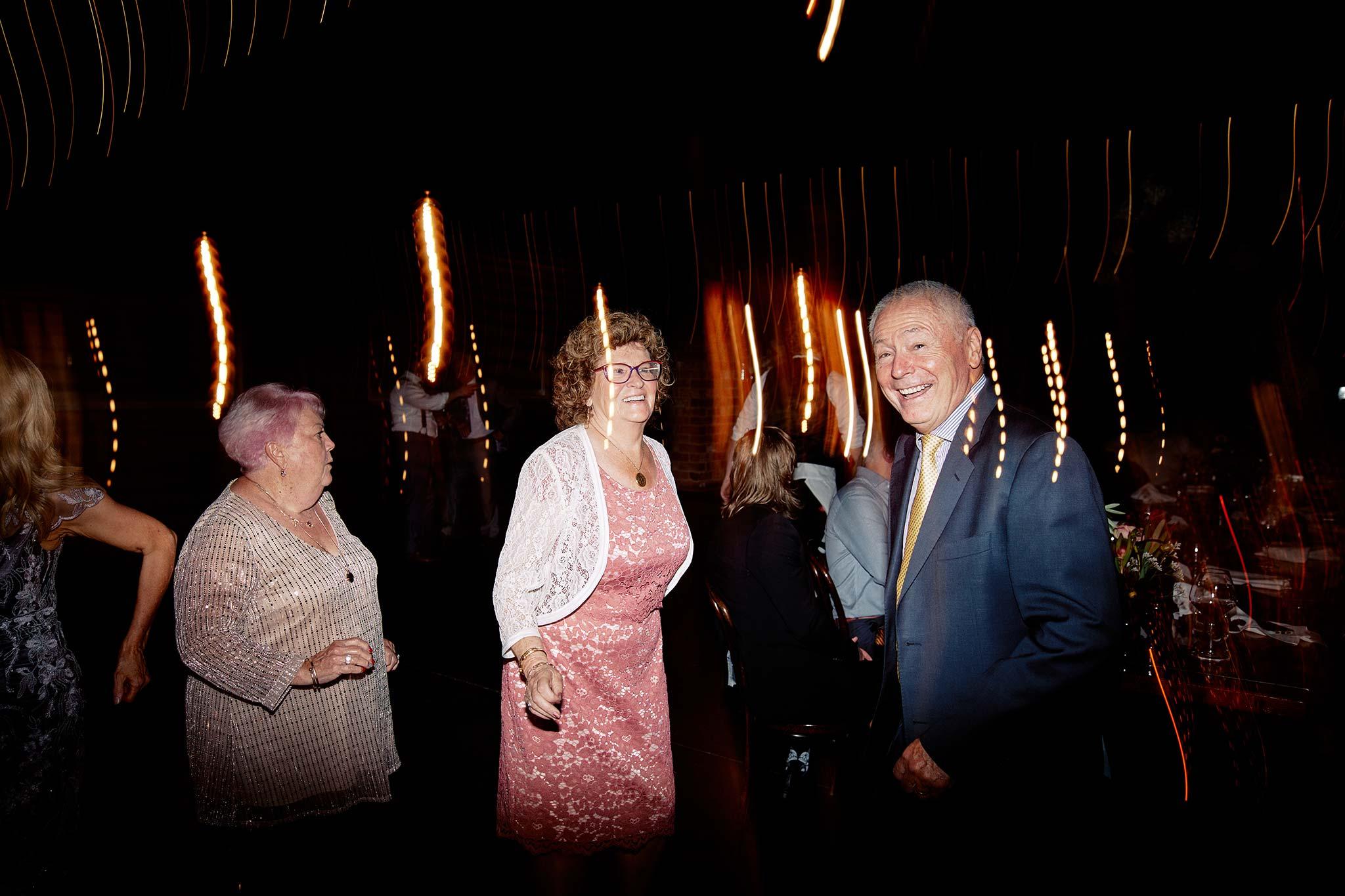 zonzo wedding photography reception dance floor elders